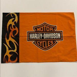 Harley-Davidson Pillowcase